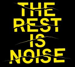 Rest is noise logo